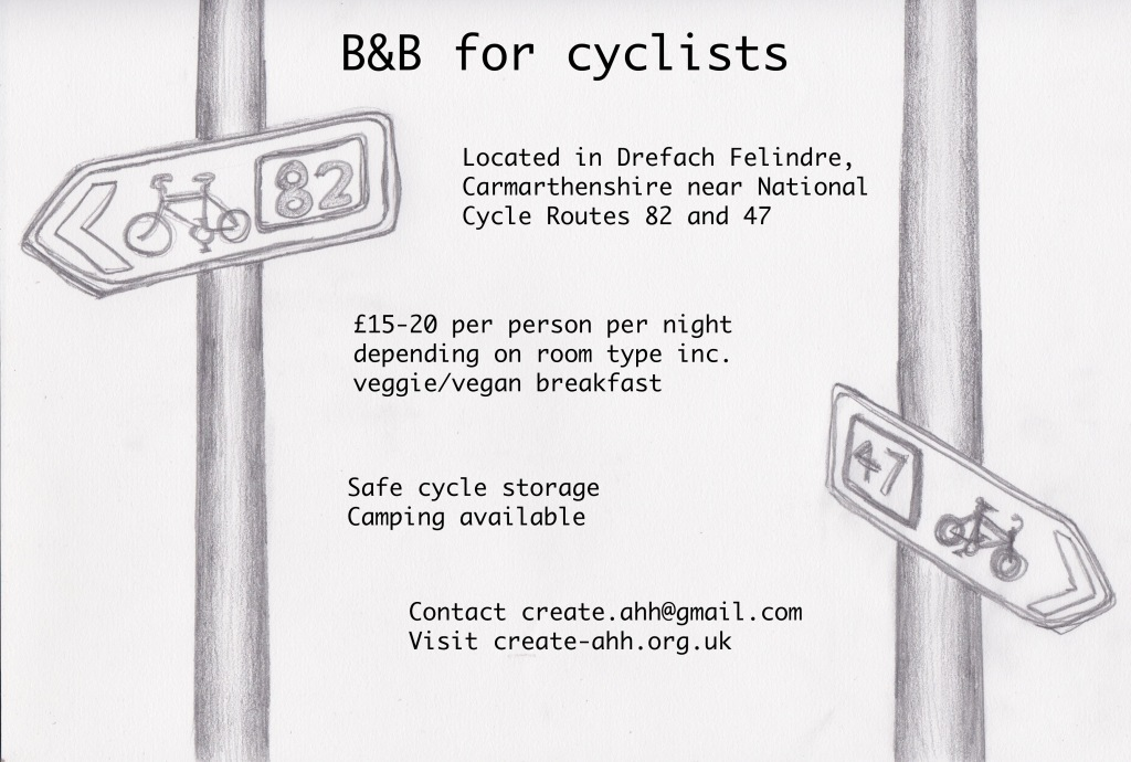 B & B for Cyclists